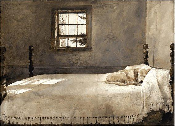 Andrew Wyeth (1965)