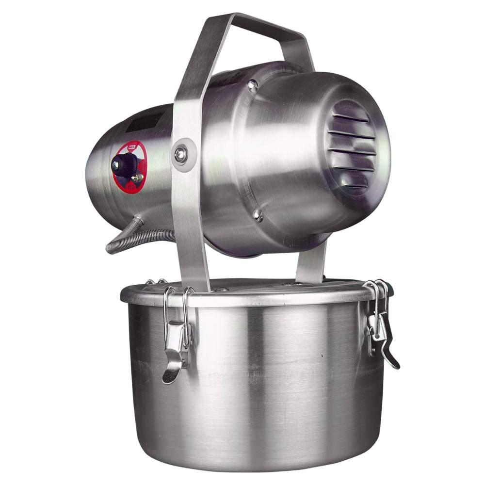 Penetrating atomized spray