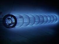 Gamma radiation accelerator