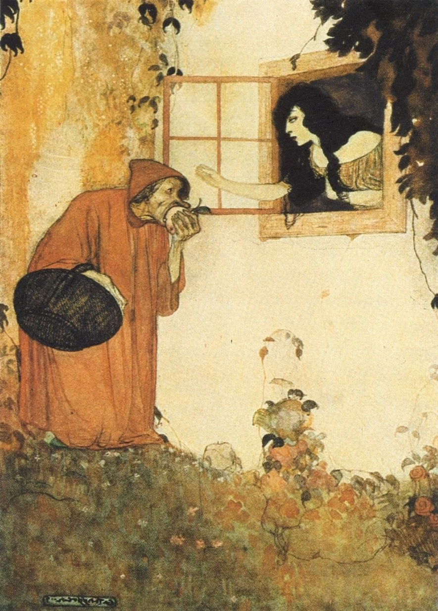 "Gustaf Tenggren: ""Snow White…"" (1923)"