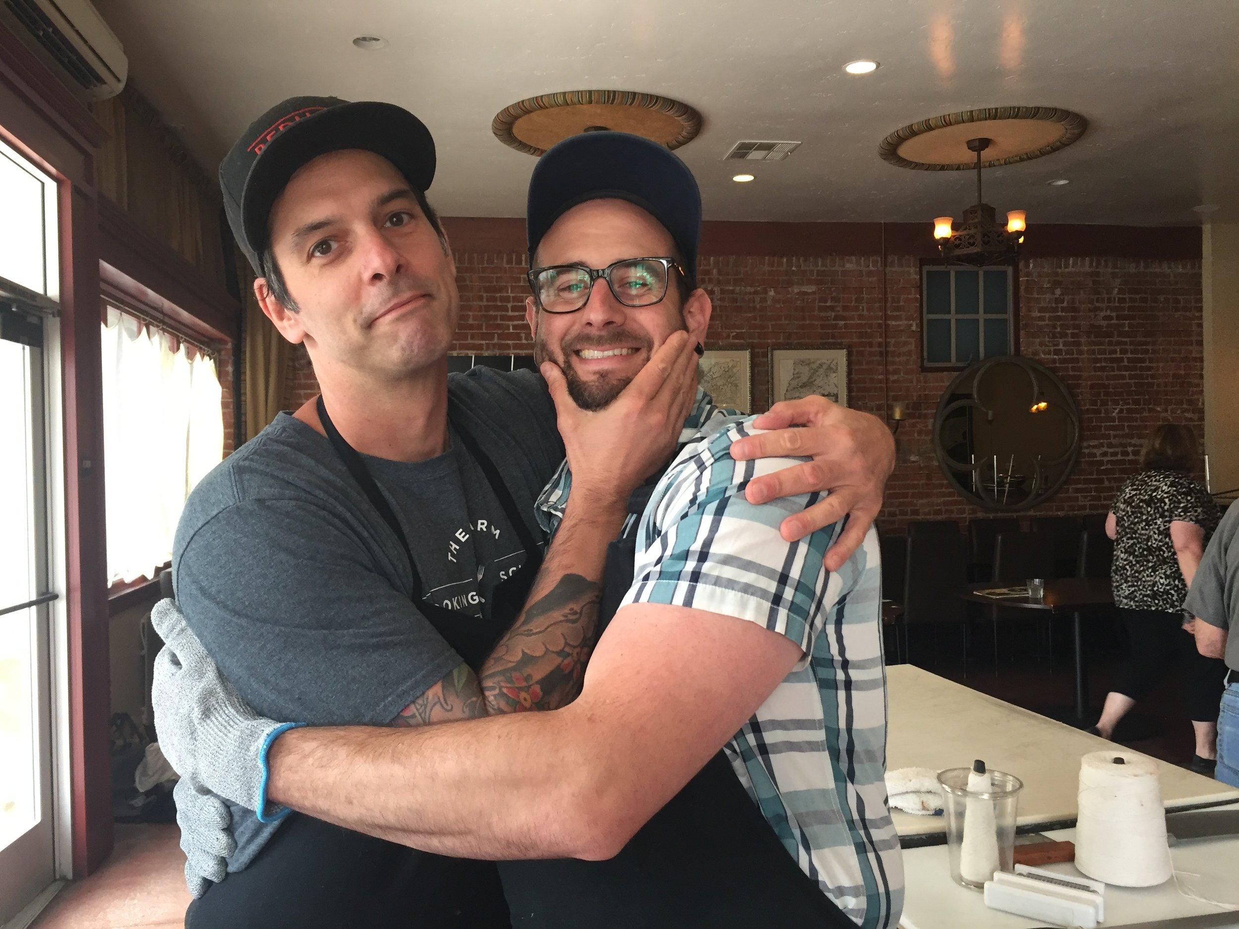 Bryan Mayer & Travis Stockstill @ The Butchers Guild Team USA 2020 Tryouts