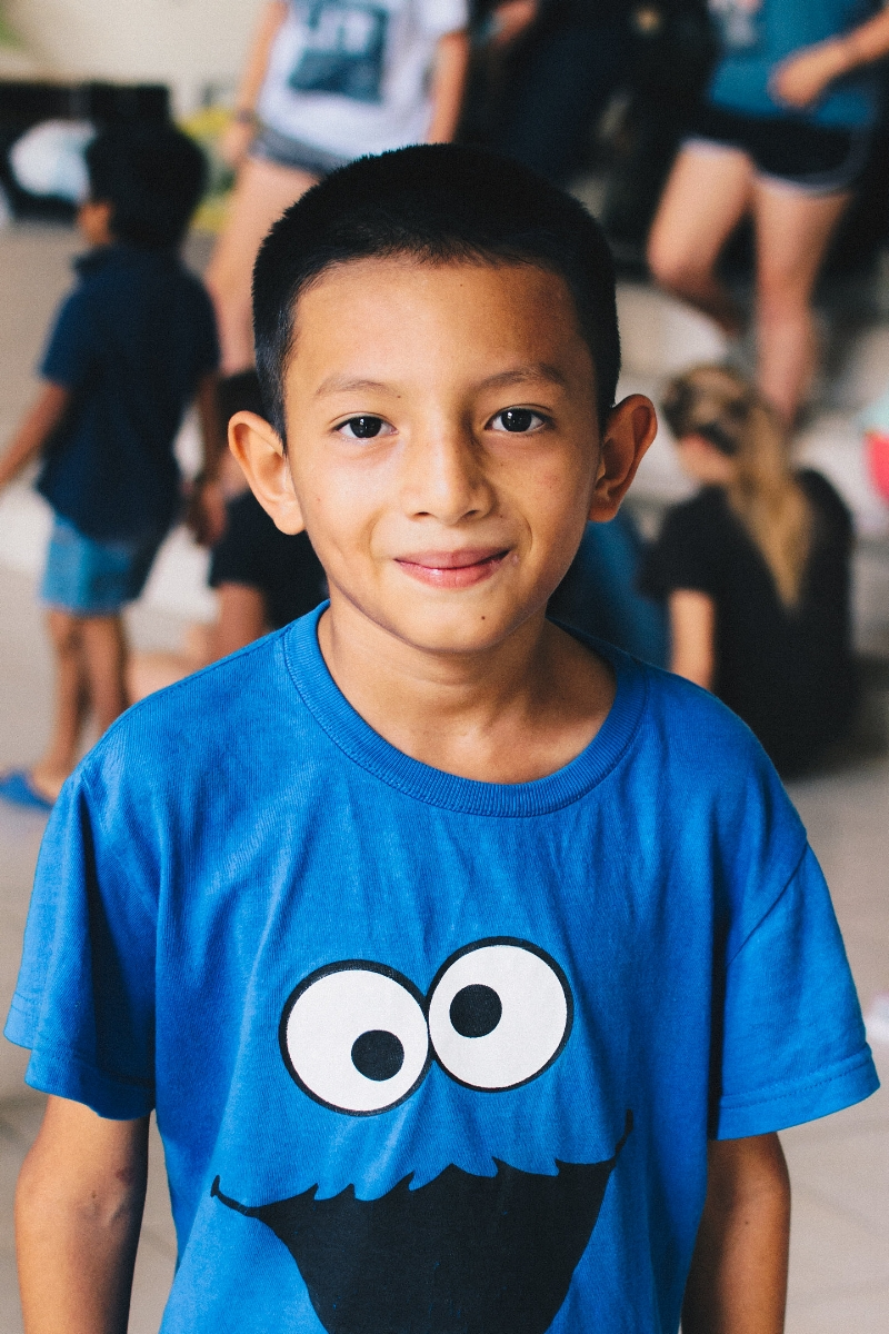 "José Q. - Sponsorship Status: Fully sponsoredBirthdate: November 11, 2008 (age 10)Grade: 5thParticipant Since: October 17, 2016What I Like to Do: Play Connect Four, jump rope, and play tag with his siblingsMy Favorite Subject at School: EnglishMy Favorite Color: BlueMy Favorite Food: Encebollado – a soup made with fish, onion, and yucca root and served with dried plantain chips and fresh limeWhat I Want to Be When I Grow Up: ""I want to be in the military so I can fly an airplane.""My Favorite Part of Bonsai: Making crafts"