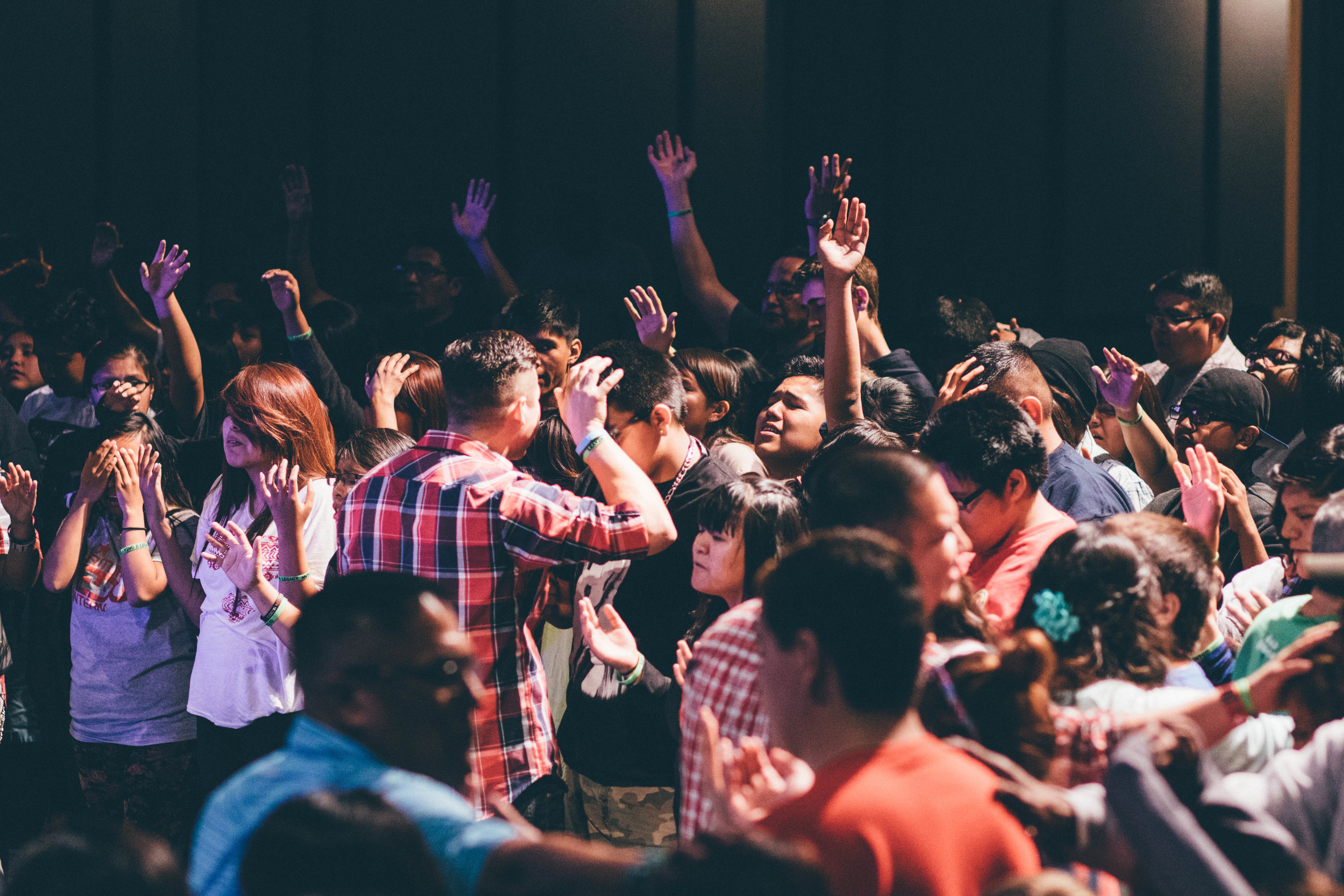 Worship - Worship is the very essence of our being. When a student discovers why he/she is put on this earth a life-giving purpose ignites in their heart to lead a worship lifestyle.