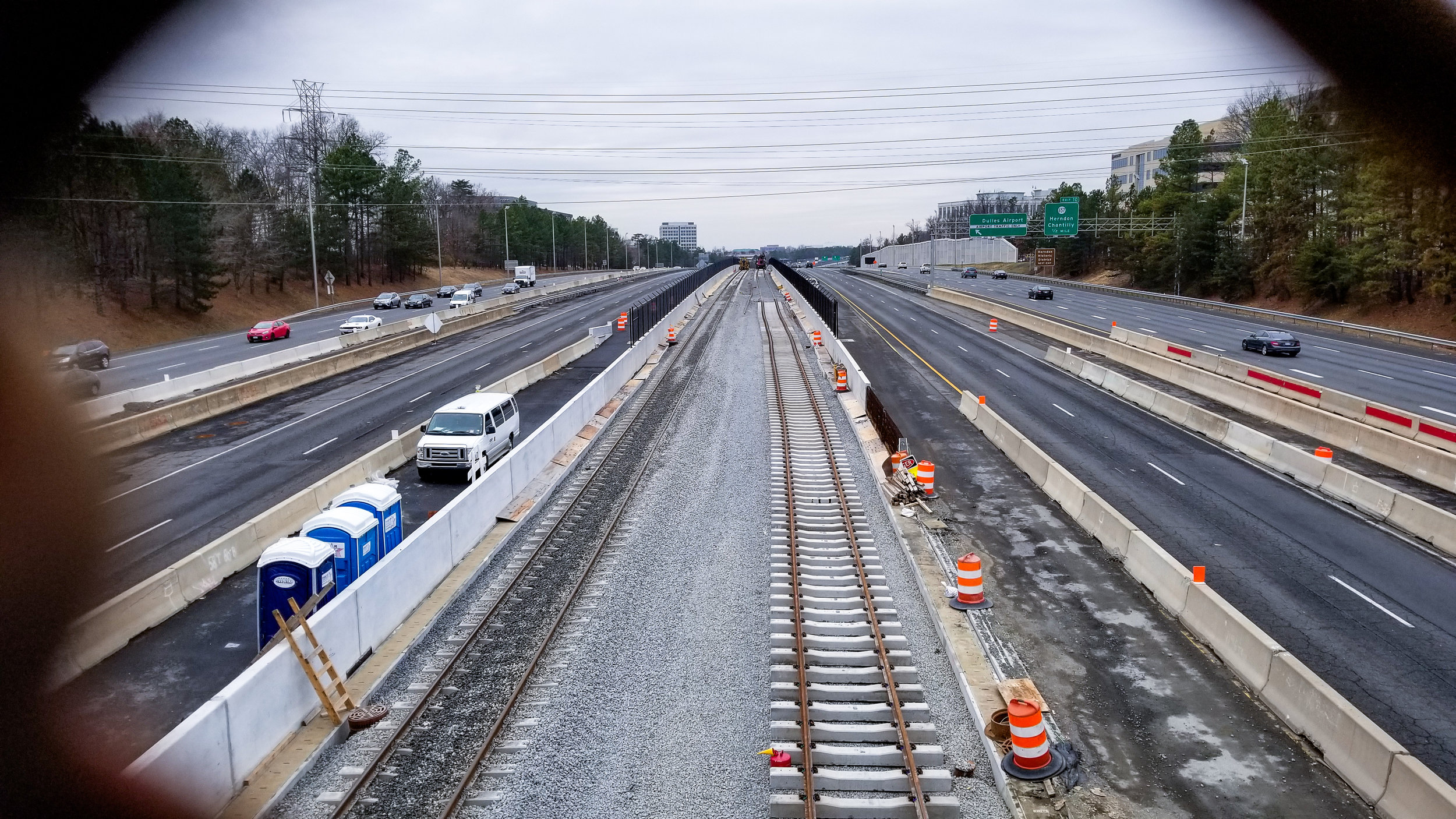 Silver Line Phase 2 - Reston, VA / Dulles, VA