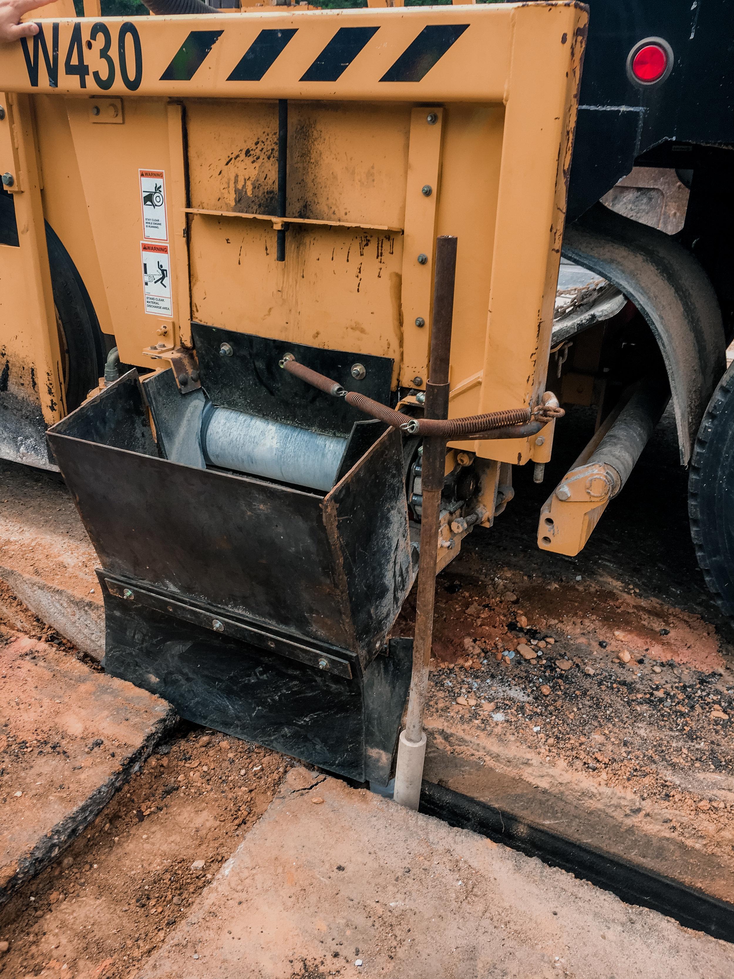 I-55 Highway Pavement Restoration McComb Mississippi
