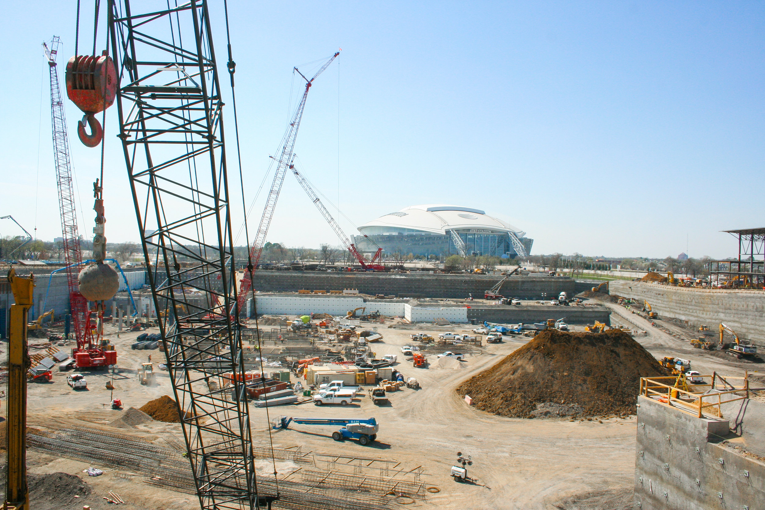Globe Life Field Texas Ranger Stadium Arlington Texas