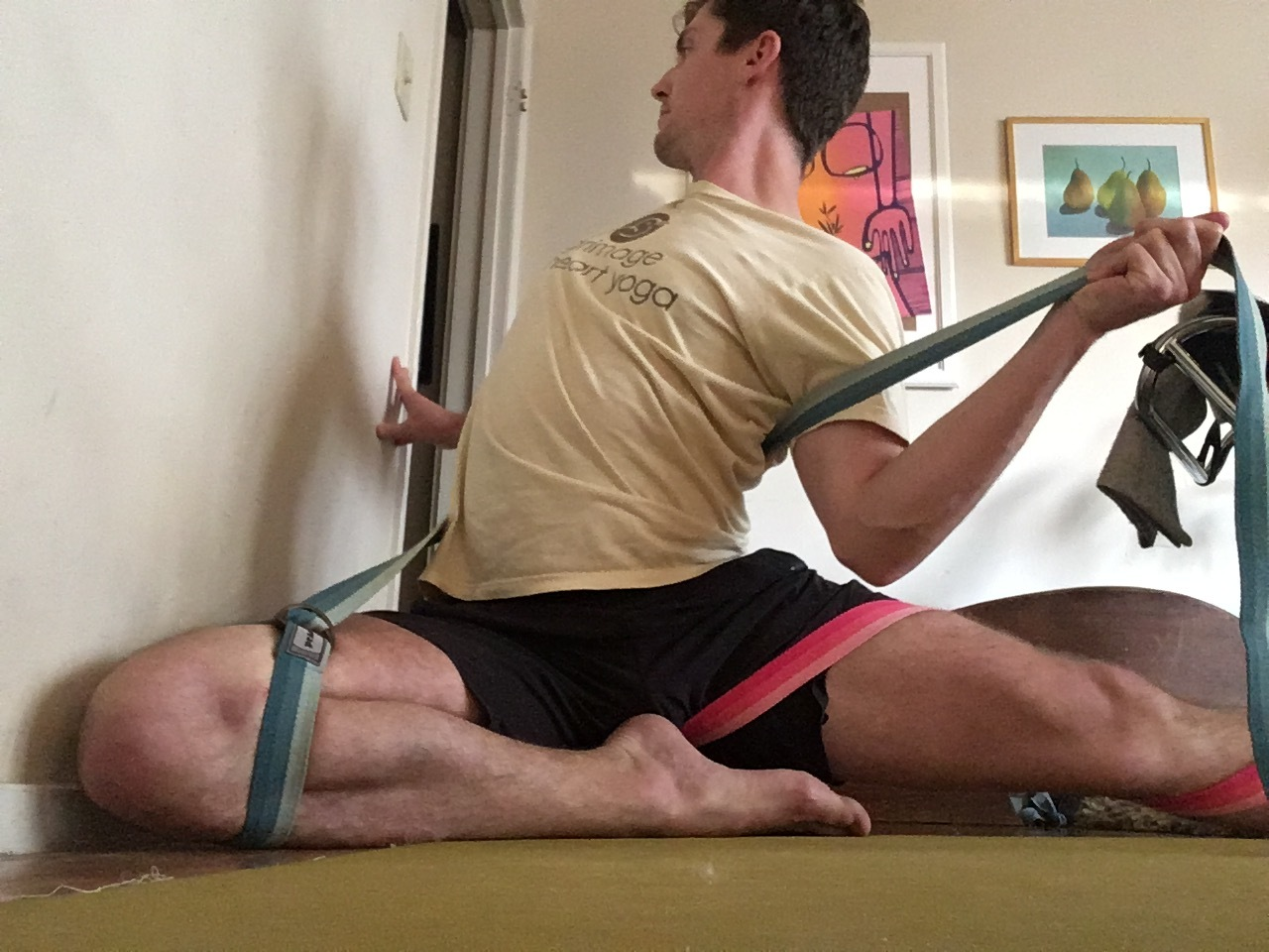 Dustin McCallister Yoga Alignment