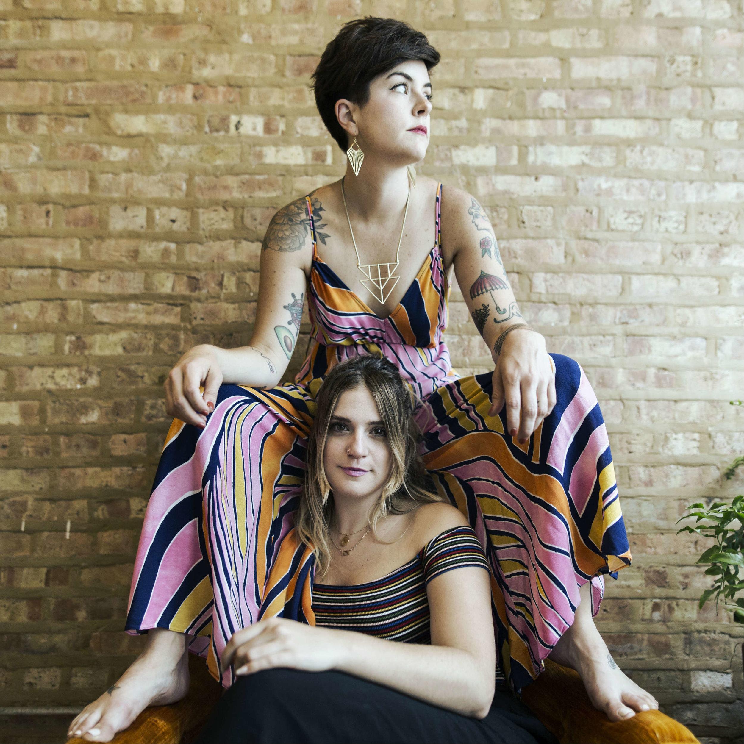 Whitney Currier  +  Lora Miller