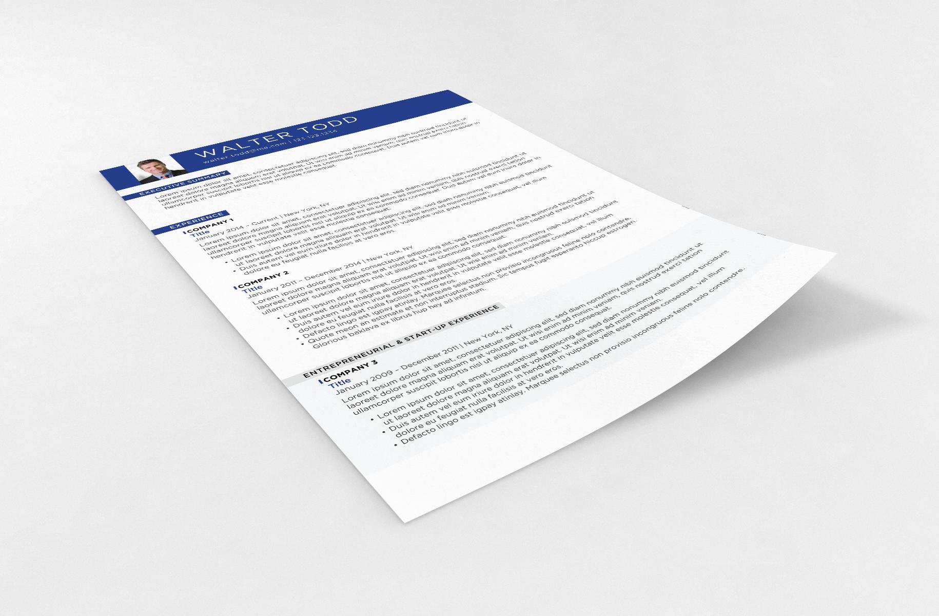 Ignition resume design