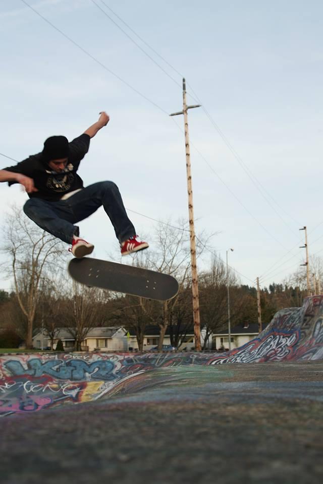 "Caleb ""Peep Game"" Grant      Photo - Jeff Tufts"