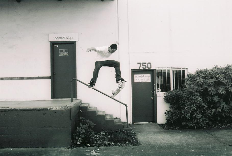 "Caleb ""Peep Game"" Grant      Photo - Joey Orsini"
