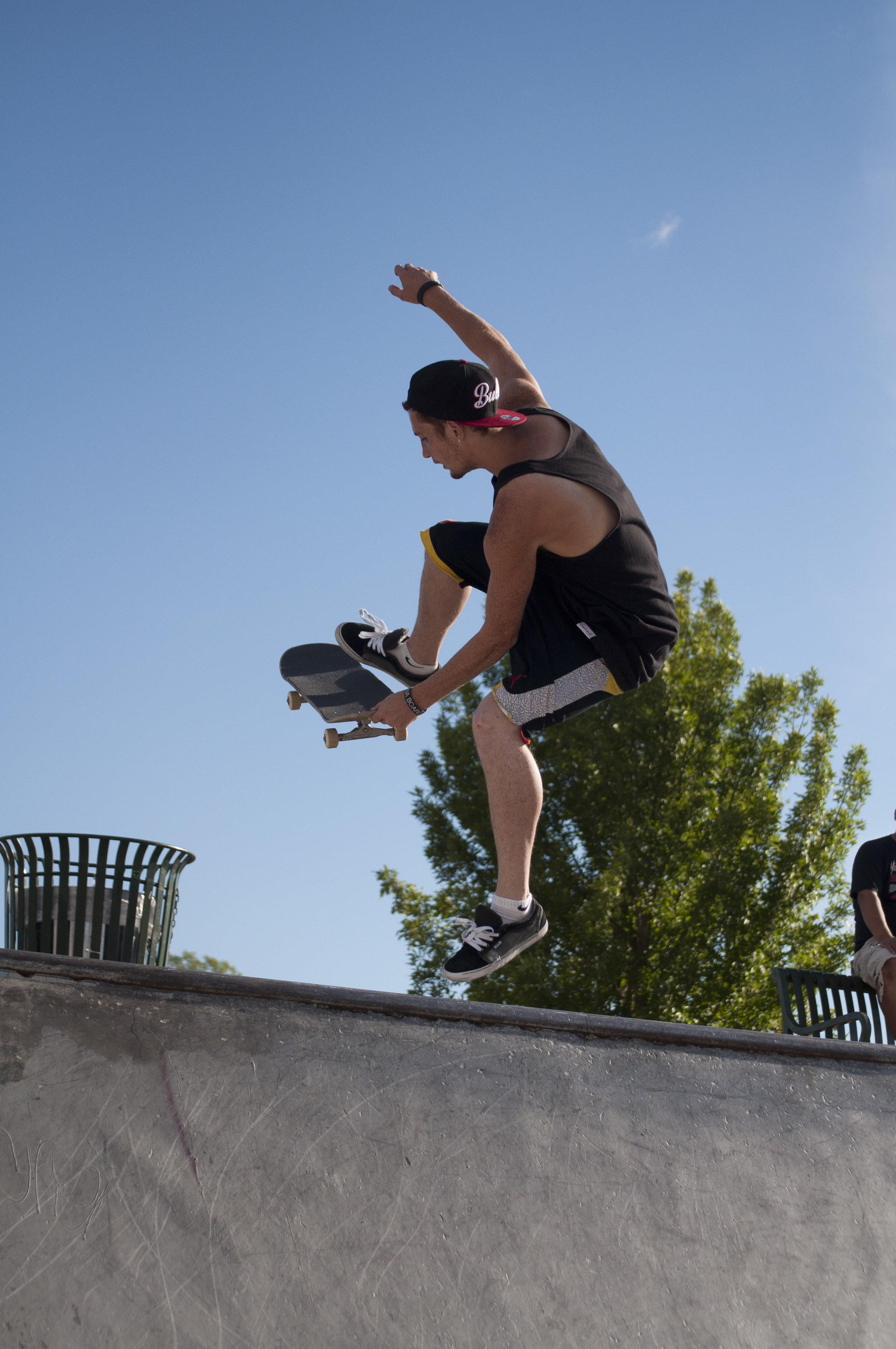 Connor Robinson      Photo - Jordan Brandt