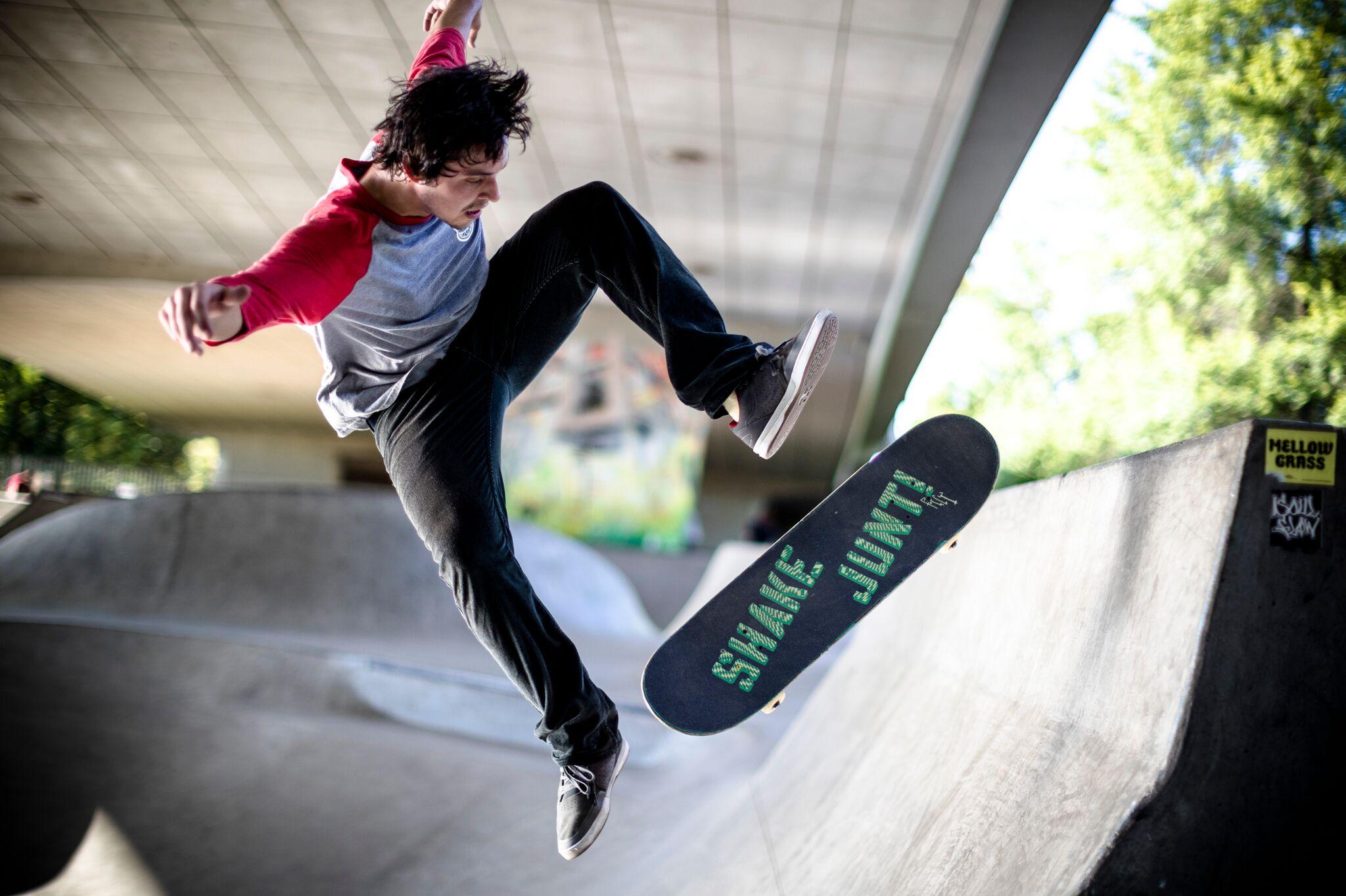 "Caleb ""Peep Game"" Grant      Photo - Jordan Beckett"