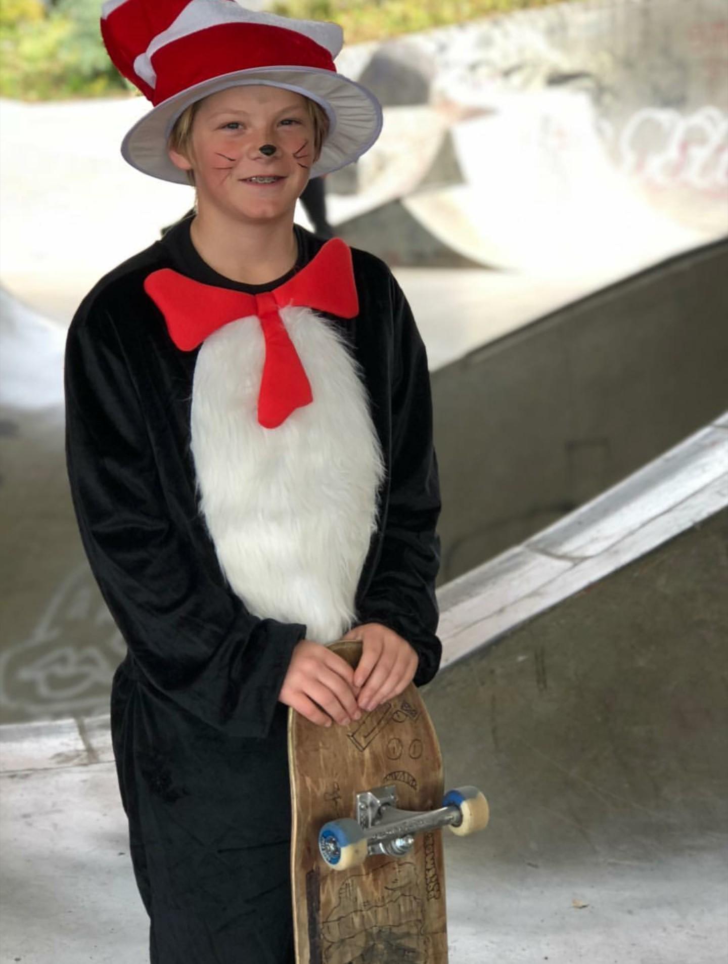 Carter Heitman - Cat In The Hat
