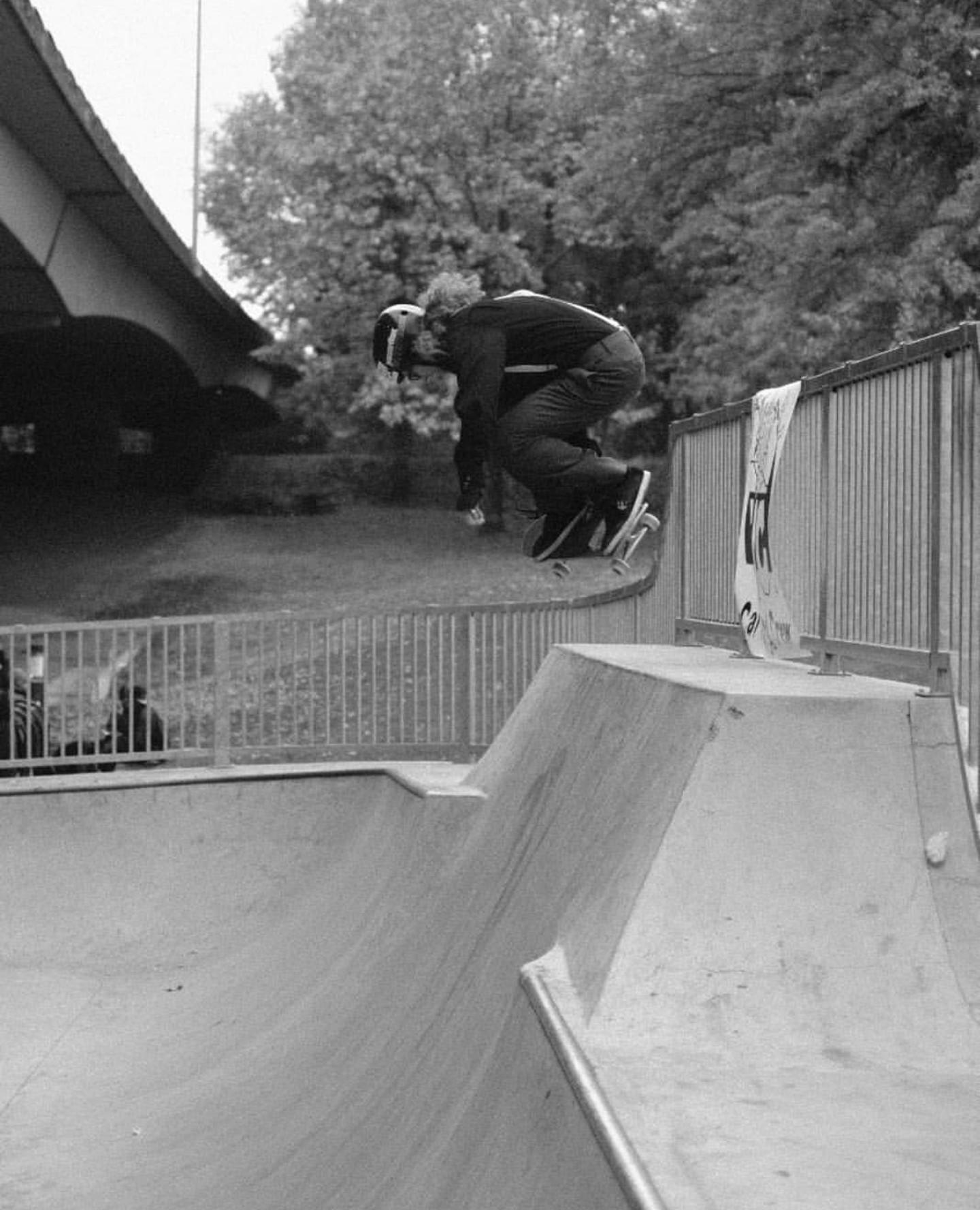Drew Bieschke - Bs Air - Photo. Sean McMurray