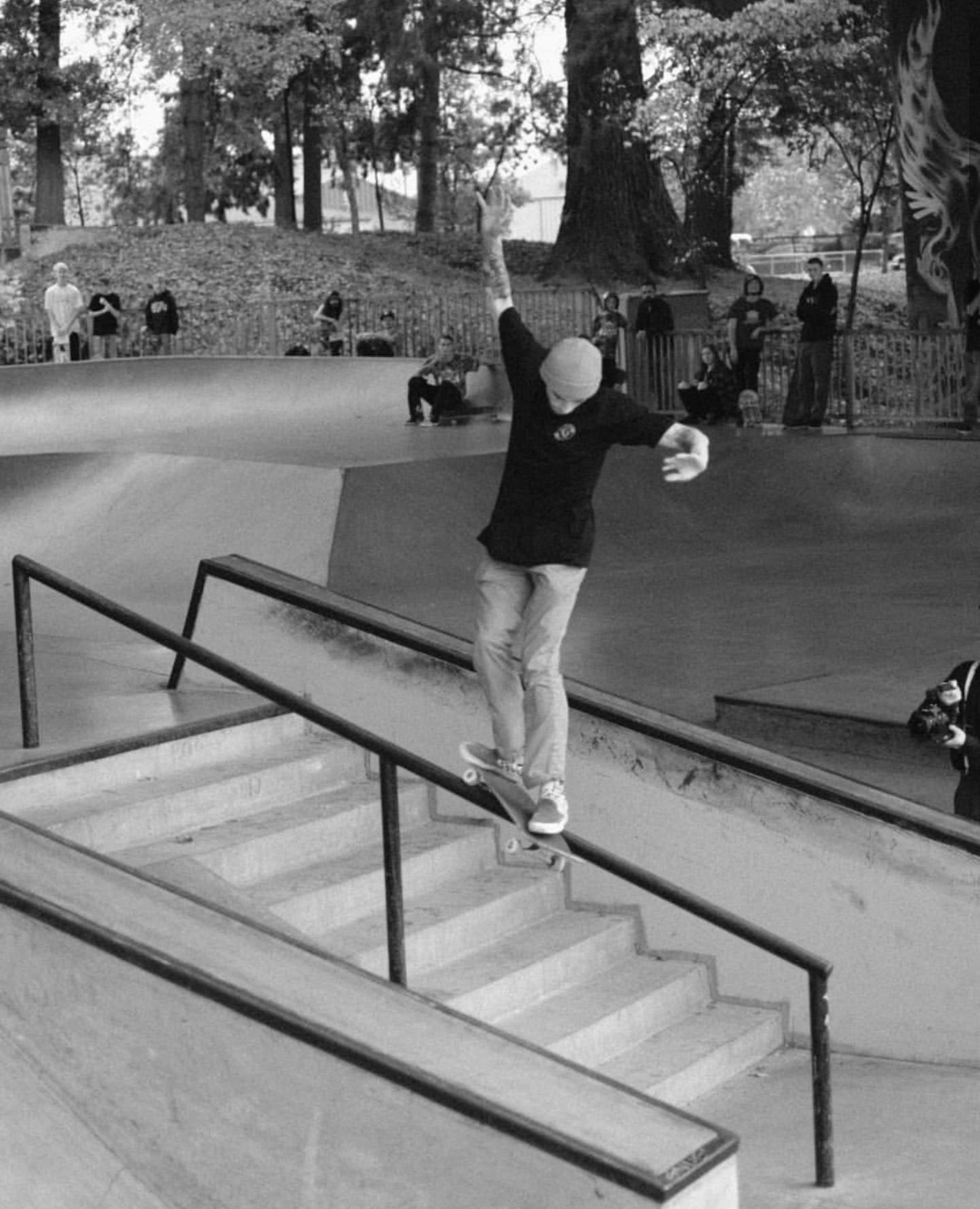 Dylan Chrisman - Fs Feeble - Photo. Sean McMurray