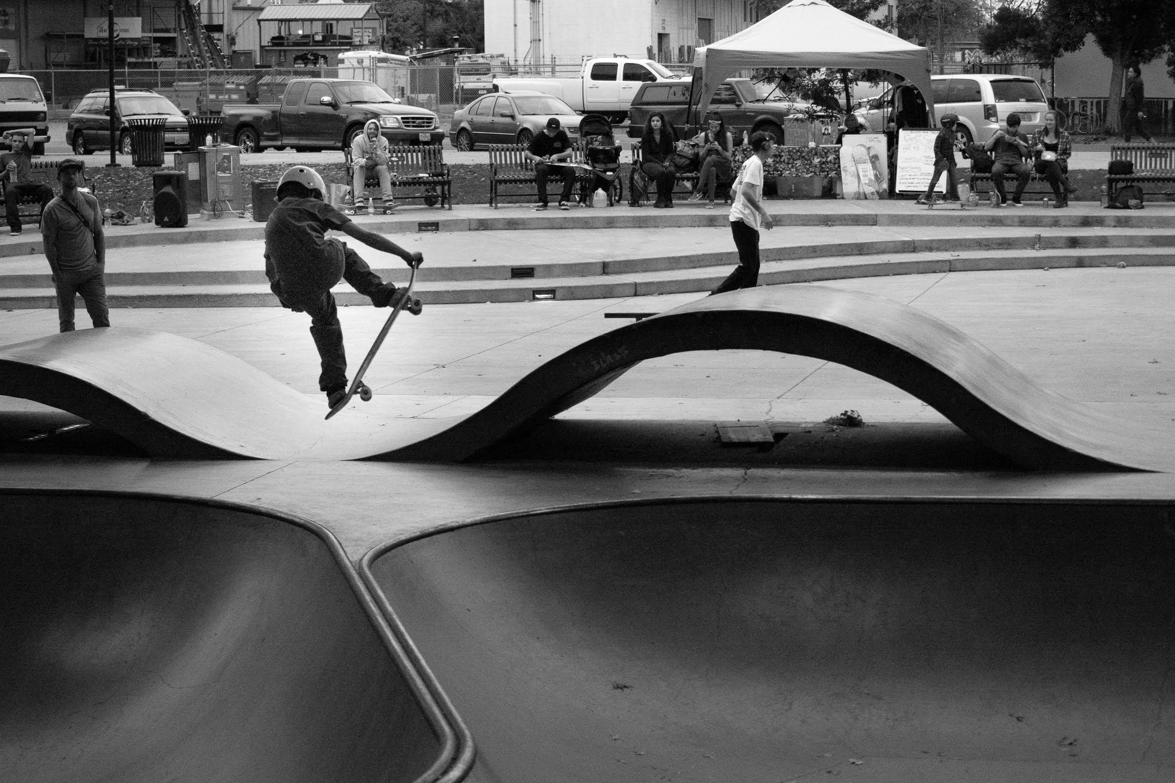 Mason Bucknell - Nosegrab Transfer - Photo. Zina Kraskoff