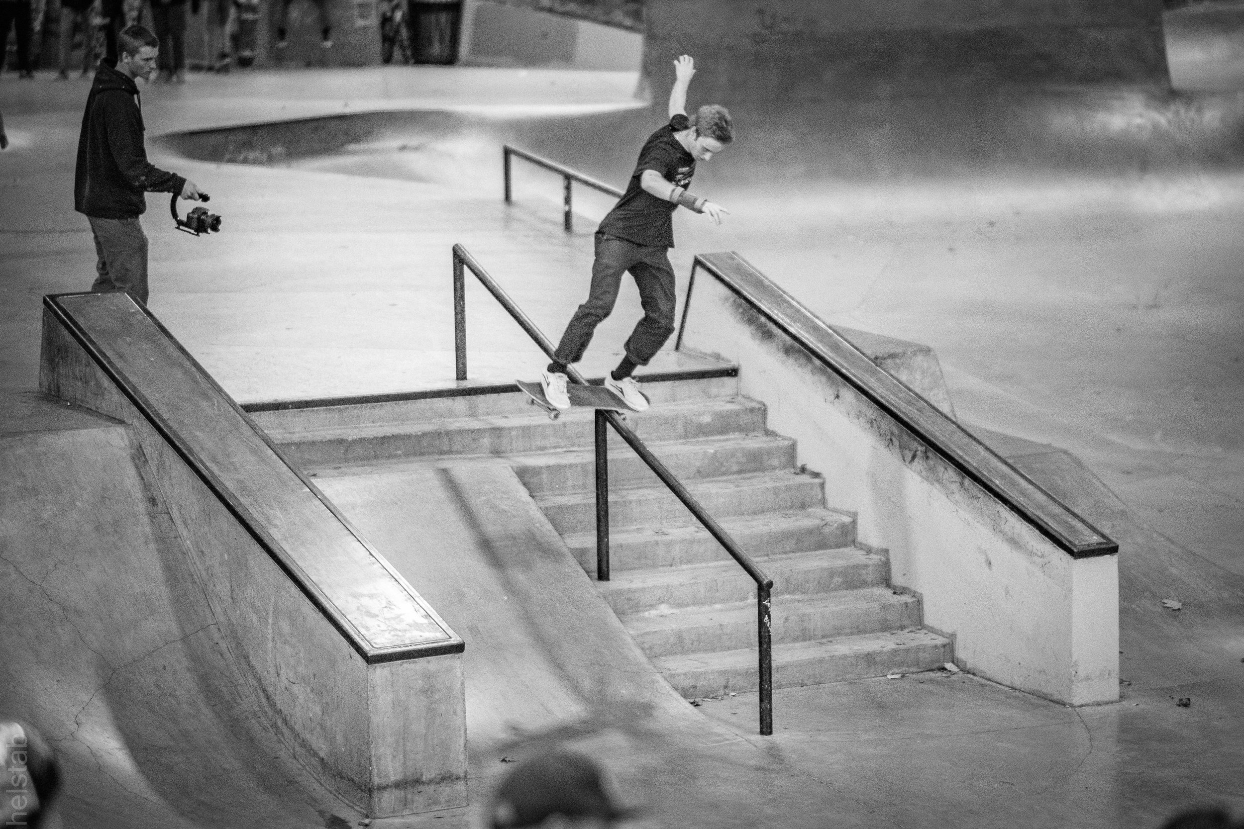 Chris - Bs Boardslide - Photo. Matt Helstab