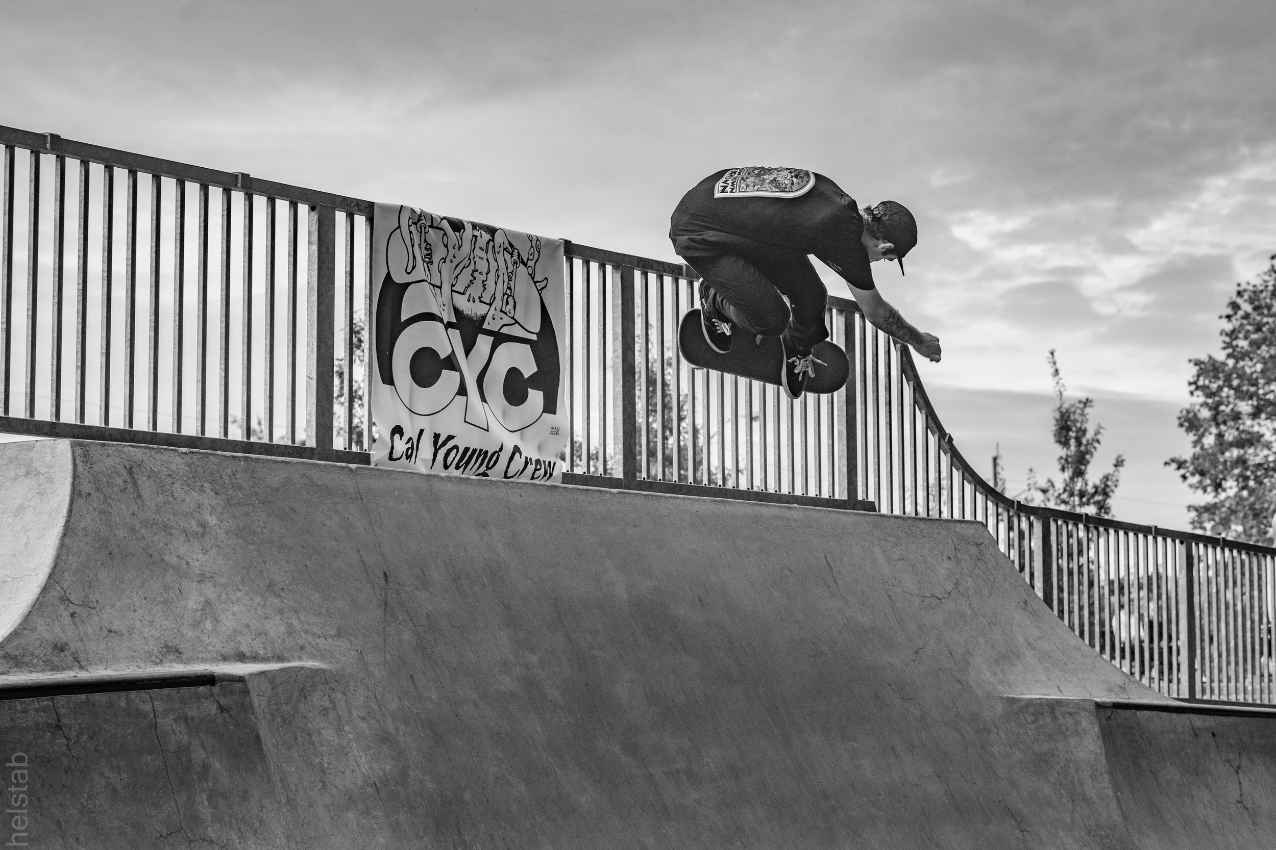 Colin Crespino - Bs Melon - Photo. Matt Helstab