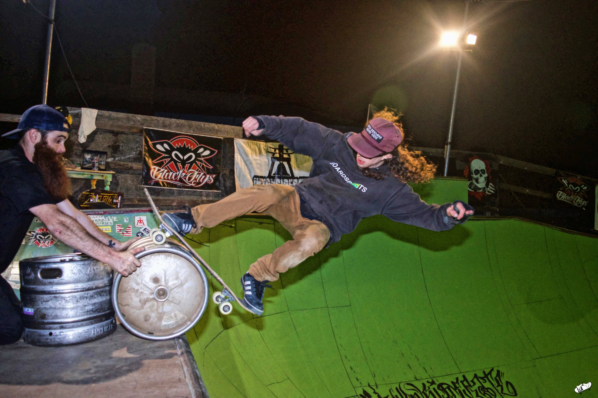 Drew Bieschke_Terrordome Keg Rock_Photo Shawna.jpg