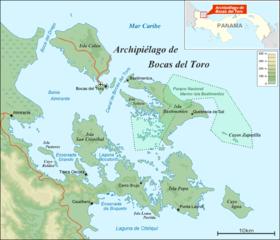 280px-Bocas_del_Toro_Archipelago_map.png