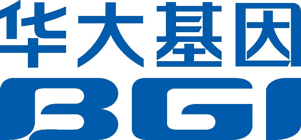 Beijing Genomics Institute at Shenzhen, China Logo