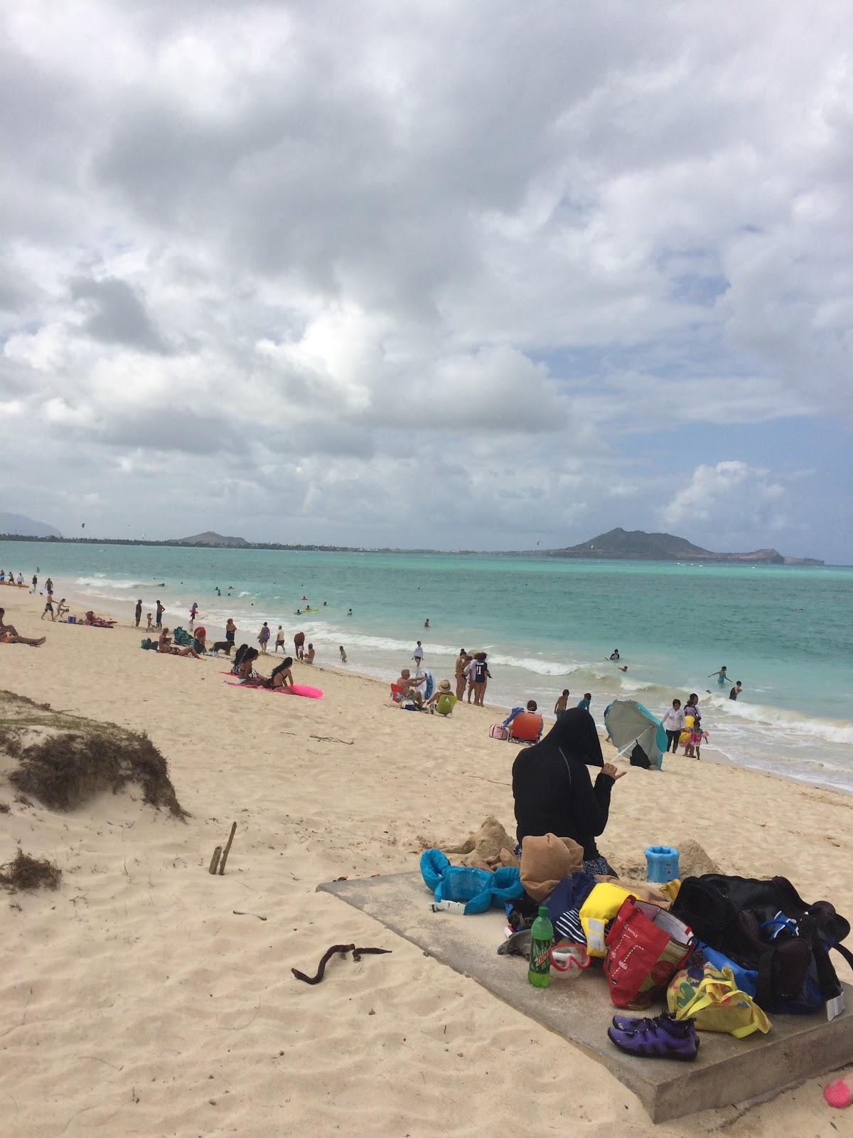 Honolulu County Beach