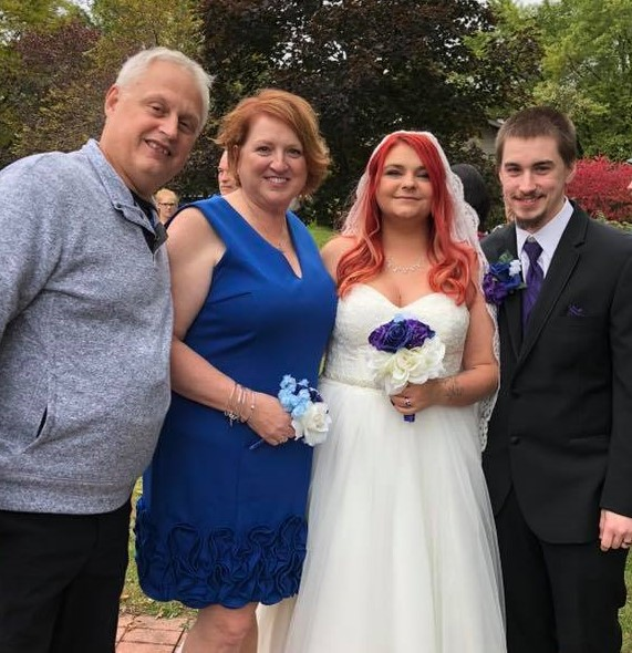 """For the """"Our Young Friend Gets Married"""" story, click above."""