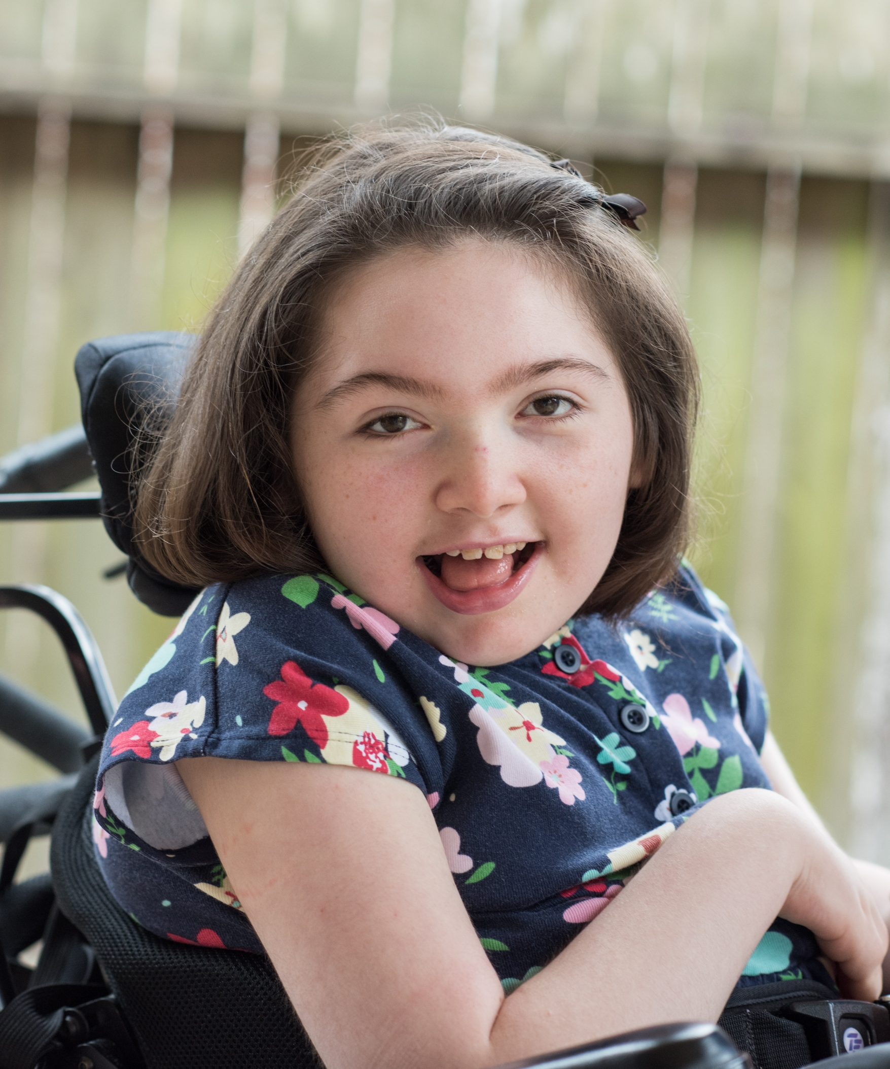 Rachael  has a special champion: country music star Clint Black. The singer-songwriter's life has been touched by Rett syndrome through his niece who also had the condition and he   raises awareness of the disorder     to help girls like Rachael.