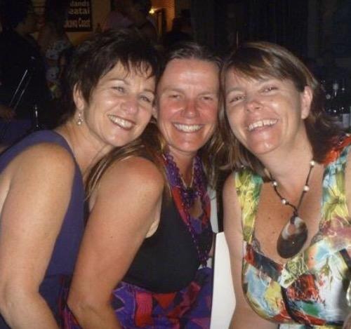 Christine, Pauline & Melanie