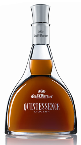 Grand Marnier Quintessence steps up the price a little.This French liqueur is made with the most precious cognacs from the private reserves of the Marnier Lapostolle family.It can be seen selling anywhere from $800 to a staggering $2000 a bottle.