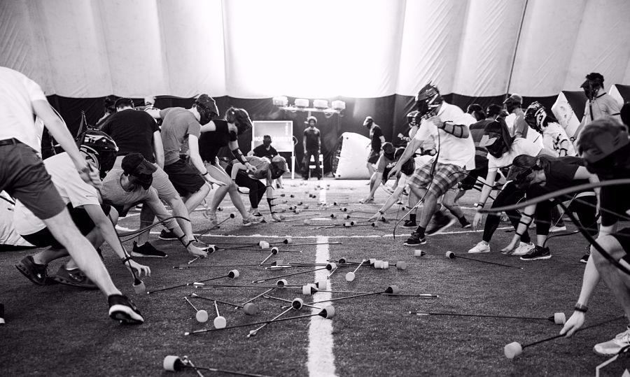 Battle Sport's - Archery Dodgeball