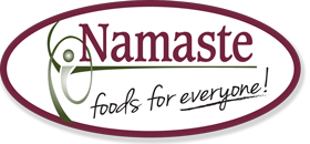 Namaste Foods  was borne out of passion, pure and simple – a passion for helping people and for making great food. We are a women-owned business that has been making gluten free and allergen free food since the year 2000. We are deeply committed to our families, our communities and of course, good food! Food that everyone can enjoy – together – the way friends and families have been doing for generations.