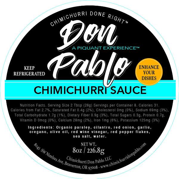 Chimichurri Don Pablo