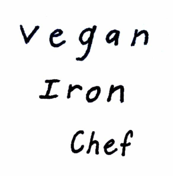 Vegan Iron Chef