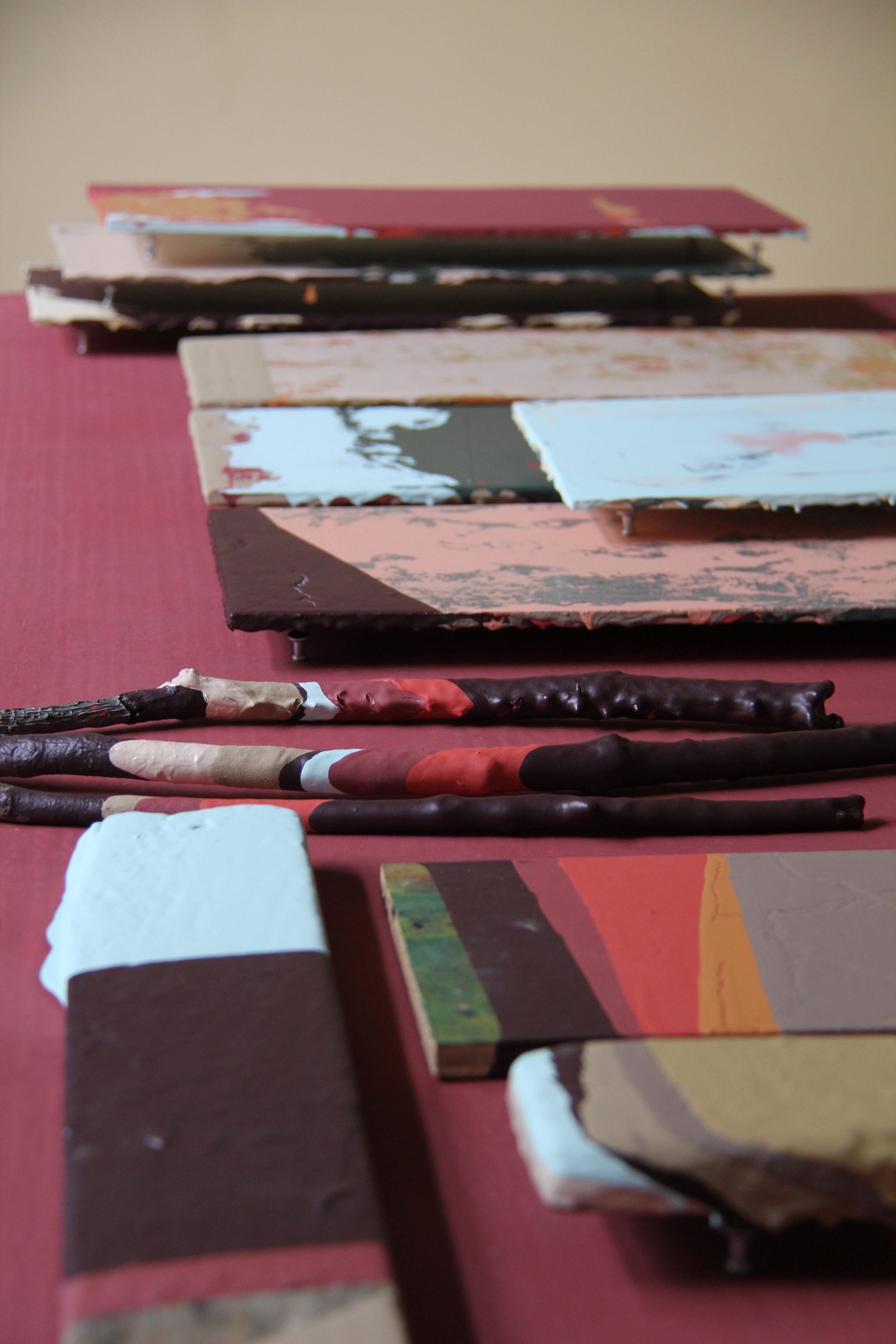 '(IN)SCAPE',  Expanded Architecture , installation 1, detail