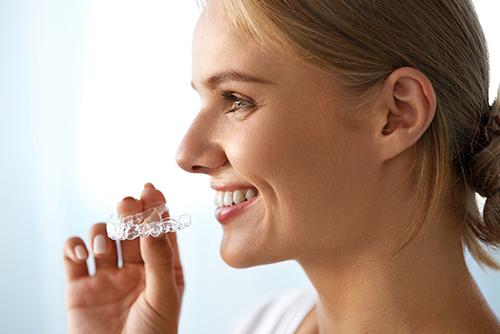 Hillcrest Dental at Castle Hills has oral appliances for sleep apnea and teeth grinding.