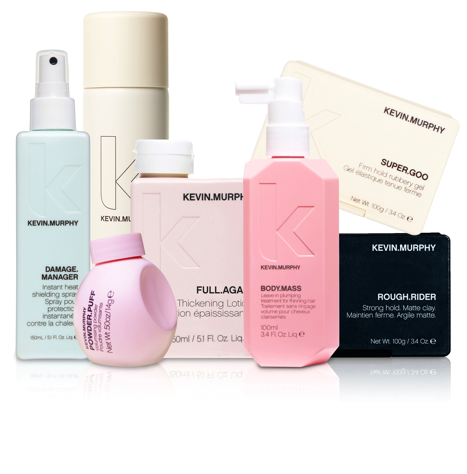 KEVIN MURPHY - View Full WebsiteFind Your Product Match