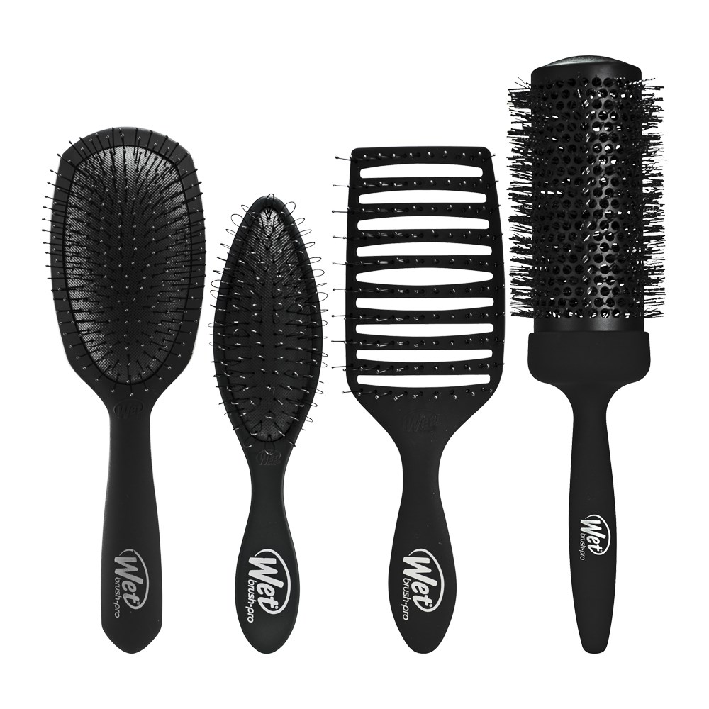 WET BRUSH - Tackle all types of hair.