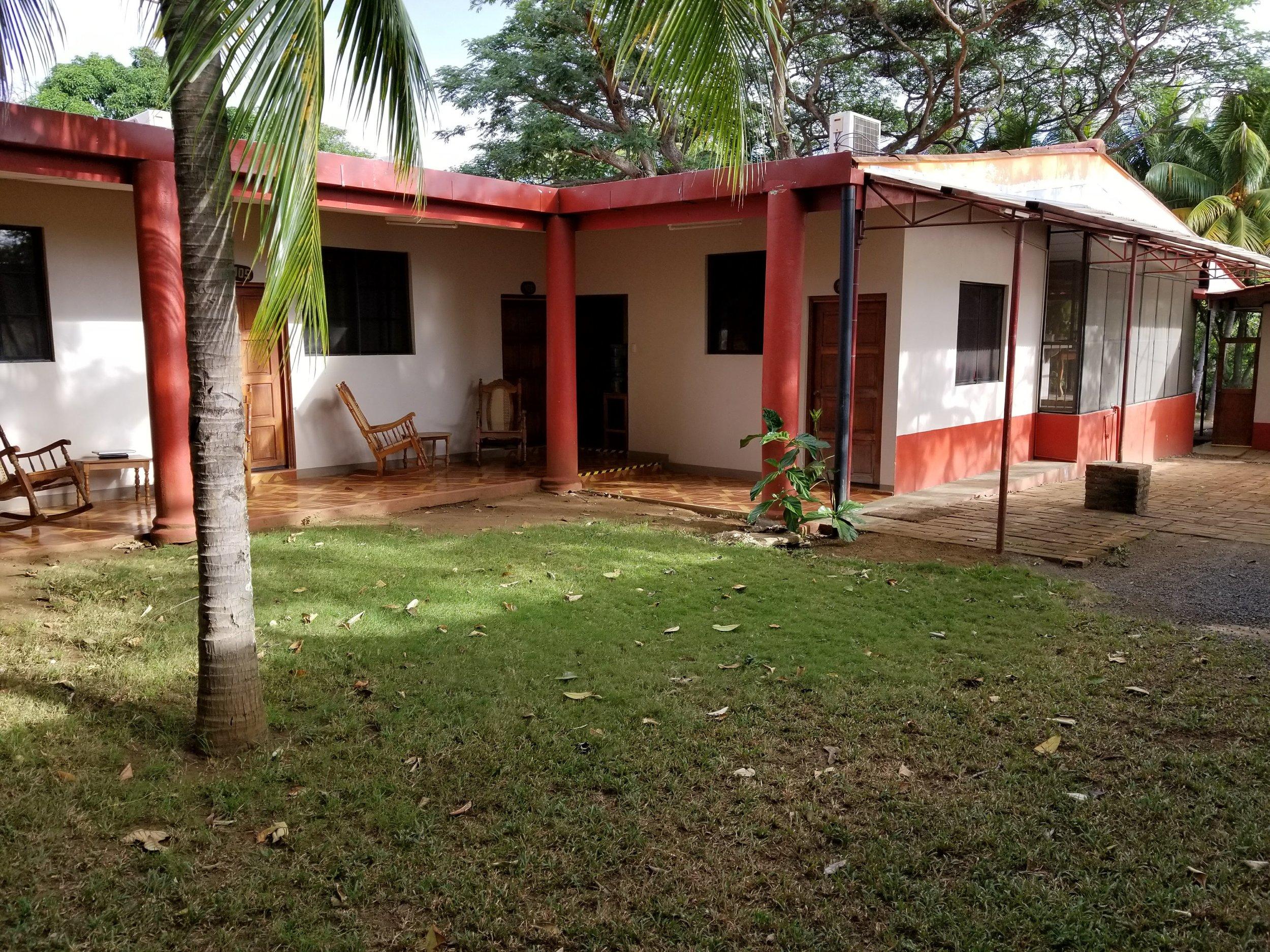 Students International Base Facility, Nindiri