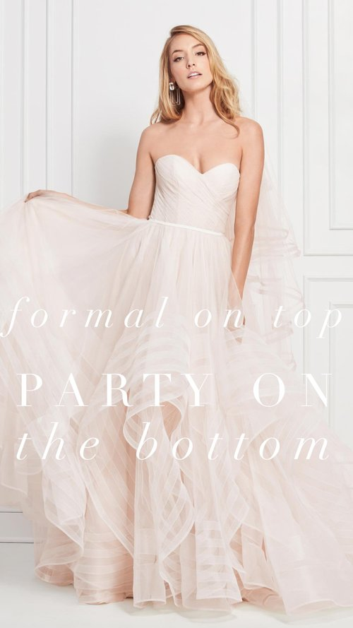 5cd92307b9a6 Our body-beautiful bodices and sleek modernist gowns are the style inspo  soul mates you've been searching for!