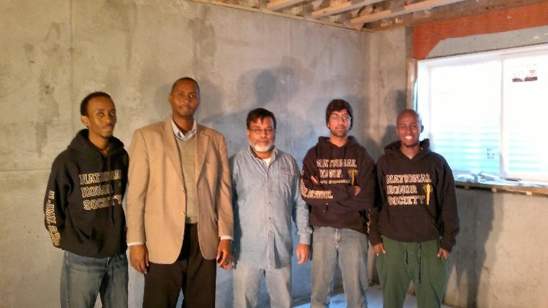2011 Newsletter - Fatuma Qorane wins an international poetry competition, students join the Medtronic's Explorer program and students volunteer with Habitat for Humanity