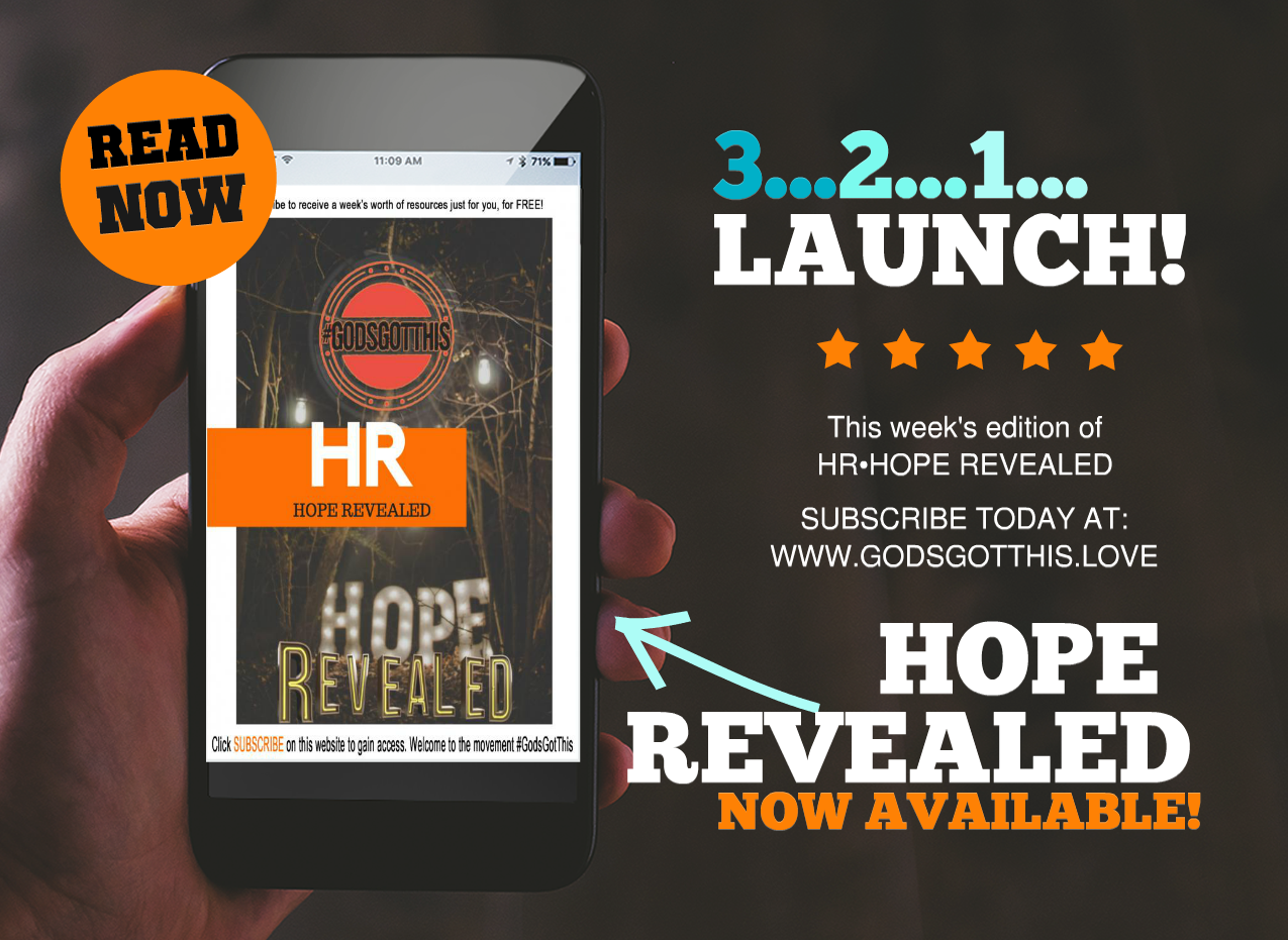 HR•HOPE REVEALED EZINE