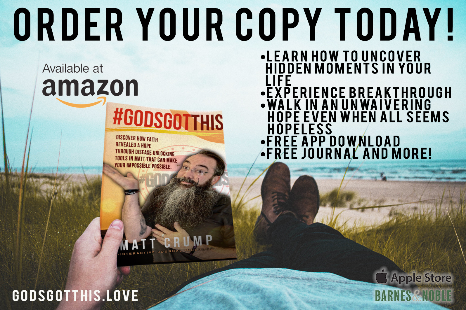 #GodsGotThis Now Available!