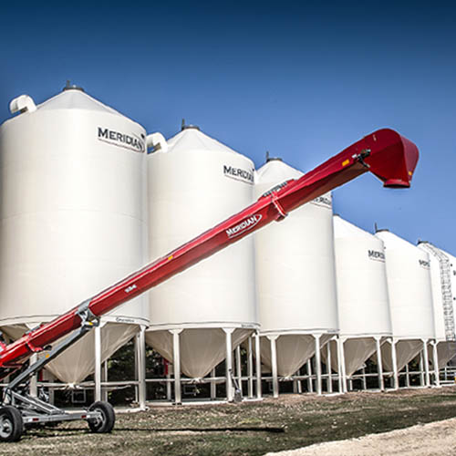 GRAIN CONVEYORS