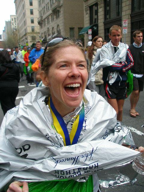 My Boston Marathon Dream Achieved