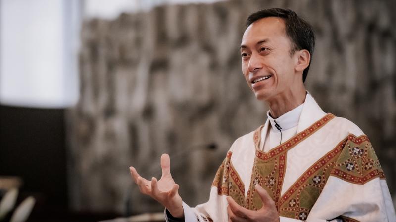 Fr. Quan D. Tran