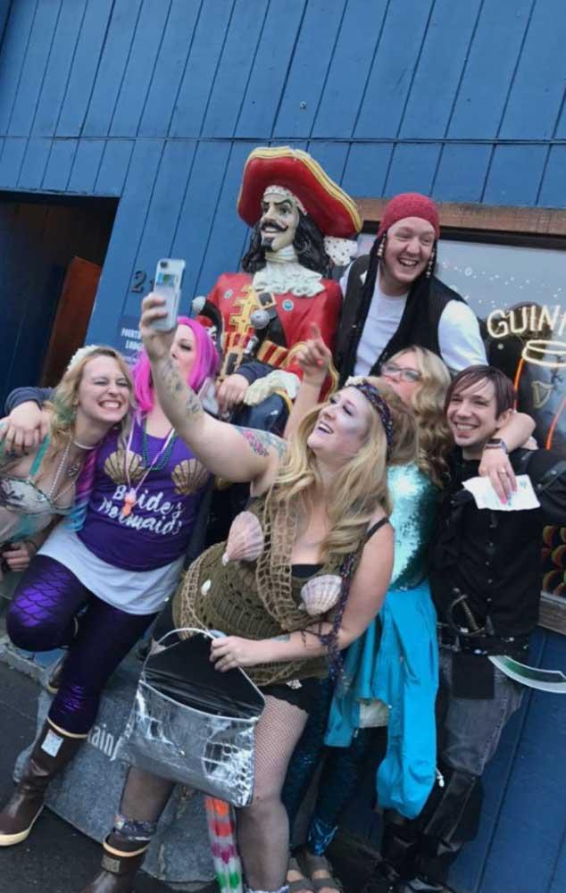 Seward Mermaid Festival Pub Crawls