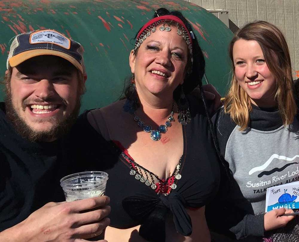 Seward Mermaid Festival Attendees