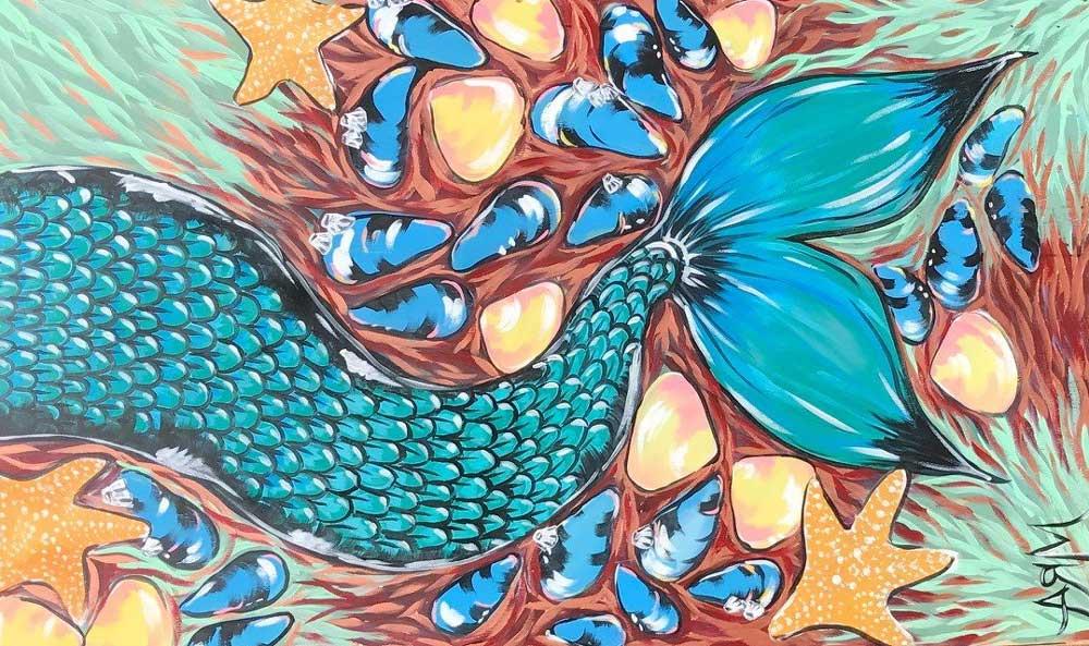 Seward Mermaid Festival -